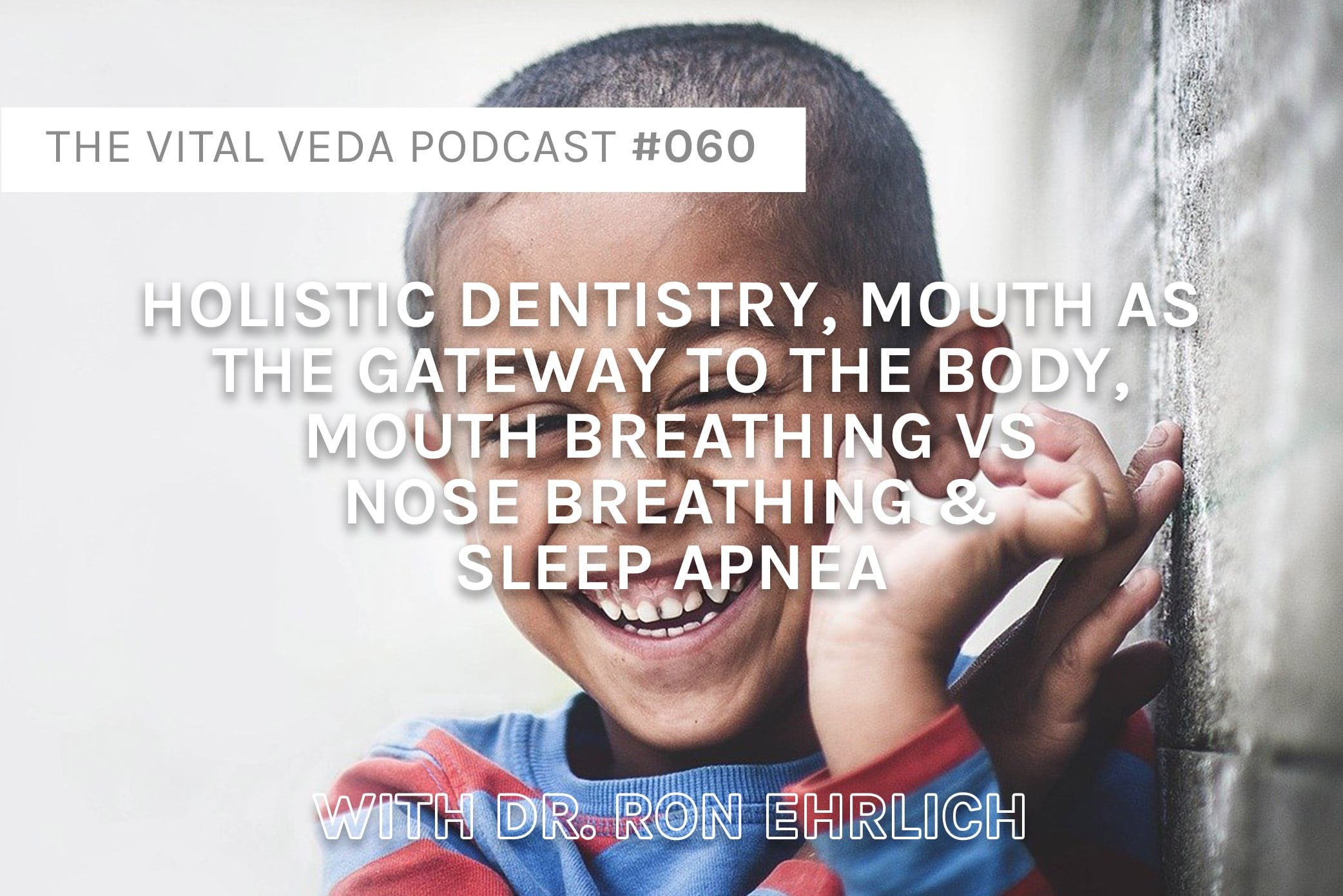 Dr. Ron Ehlrich Podcast Banner